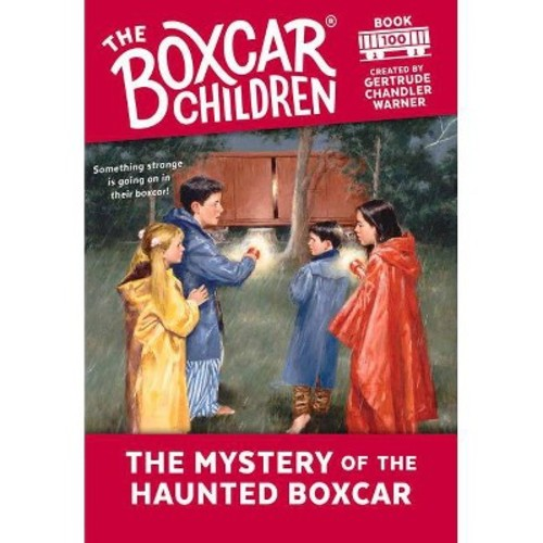 The Mystery of the Haunted Boxcar ( Boxcar Children Mysteries) (Paperback)