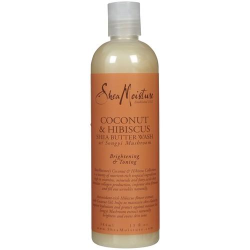 SheaMoisture Coconut Hibiscus Body Wash