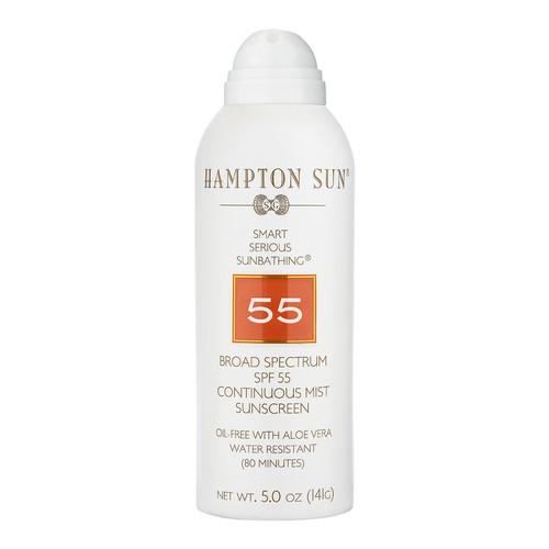 Hampton Sun SPF 55 Continuous Mist
