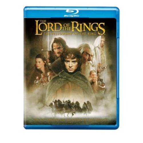 The Lord of the Rings: The Fellowship of the Ring (Blu-ray + DVD)