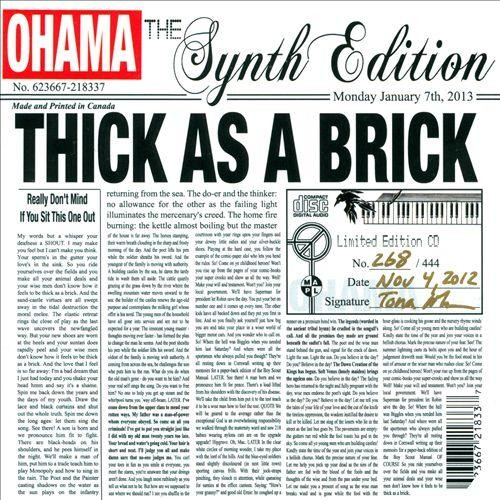 The Synth Edition: Thick as a Brick [CD]