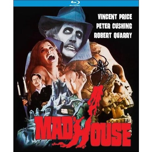 Madhouse [Blu-ray] [1974]