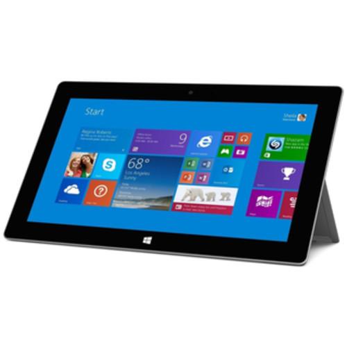 Black Double-Fold Folio Case for Microsoft Surface Pro 2