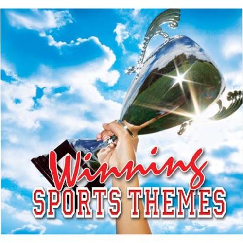 Sound Ideas Winning Sports Themes Royalty-Free Audio CD M-SI-WINSPRT