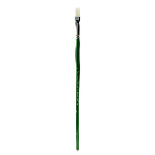 Princeton 6100 Synthetic Bristle Oil & Acrylic Brushes [option : 8 round]