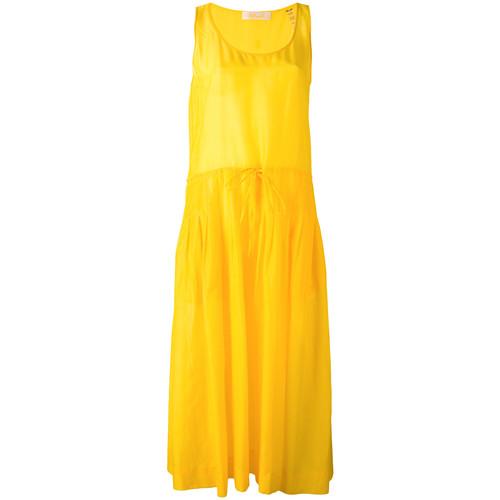 DIANE VON FURSTENBERG Sleeveless Drawstring Dress