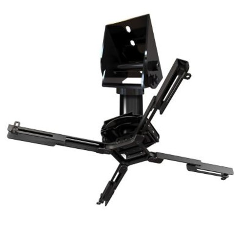 Qualgear Pro-Av Projector Mounting Kit W/ Vaulted Ceiling Adapter And 3-Inch 1.5
