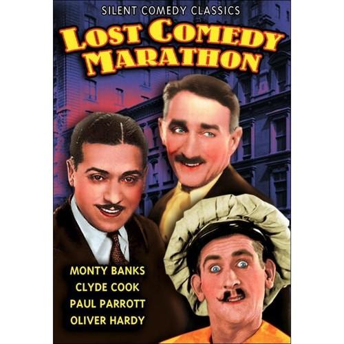 Silent Comedy Classics: Lost Comedy Marathon [DVD]