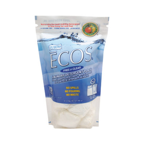 Earth Friendly Products ECOS Laundry Detergent PODS