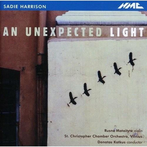 An Unexpected Light - CD