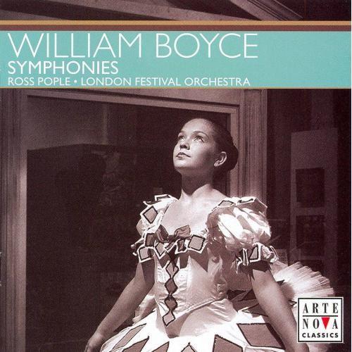 William Boyce: Symphonies [CD]
