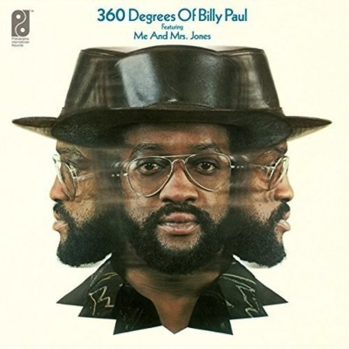 Billy Paul - 360 Degrees of Billy Paul (Vinyl)