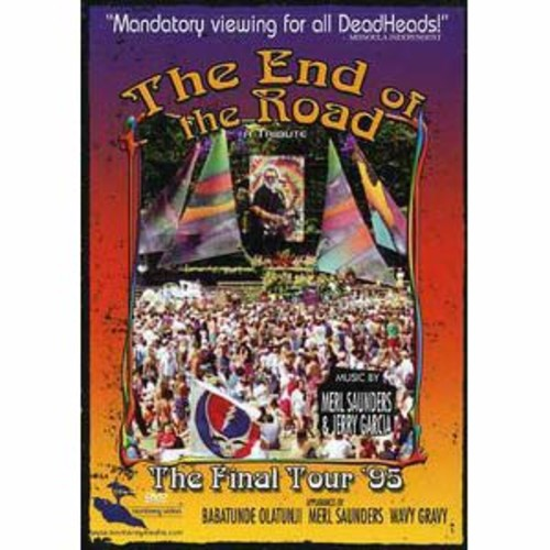 The Grateful Dead: The End of the Road - The Final Tour '95 DD2