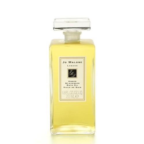 Amber & Lavender Bath Oil