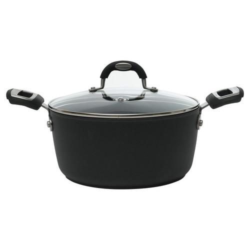 Ballarini - Taormina Dutch Oven - Black/Stainless-Steel
