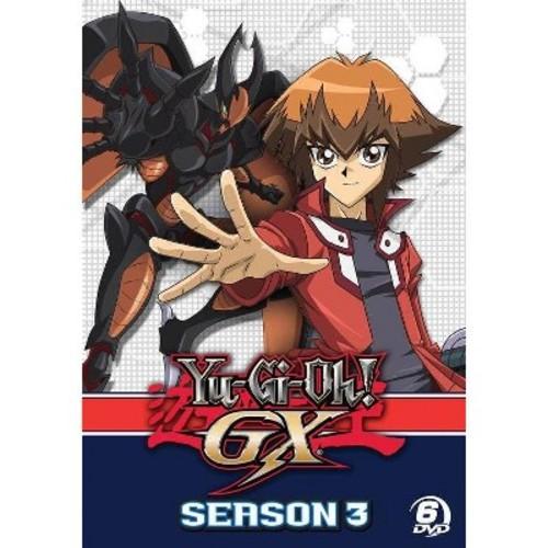 Yu-Gi-Oh! GX: Season 3 (DVD)