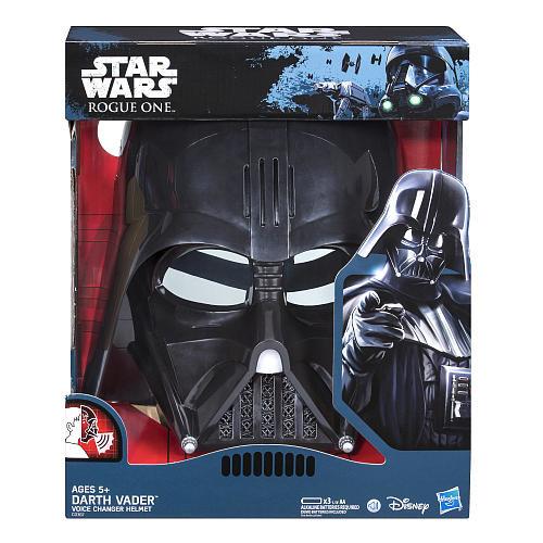 Star Wars: Rogue One The Empire Strikes Back Darth Vader Voice Changer Helmet