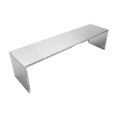 48 in. Stainless Steel Duct Cover for Wall Mounted Range Hoods
