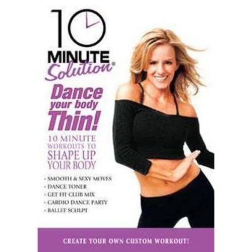 10 minute solution:Dance your body th (DVD)