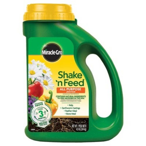 Miracle-Gro Shake N' Feed All-Purpose Dry Plant Food - 3001910