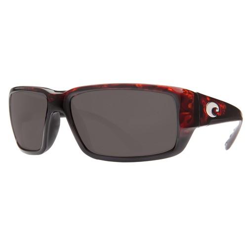Costa Del Mar 580P Fantail Tort Polarized Sunglasses