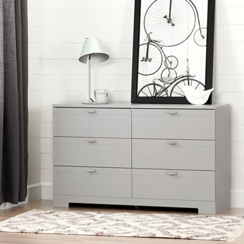 Reevo 6-Drawer Dresser