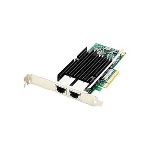 AddOn Intel X540T2 Comparable 10Gbs Dual Open RJ-45 Port 100m PCIe x8 Network Interface Card