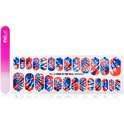 Nail Wraps - Born in the USA (1 kit)