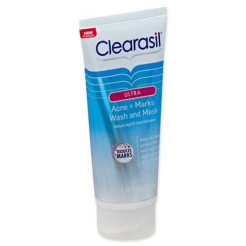 Clearasil Ultra 6.78 fl. oz. Acne + Marks Wash and Mask