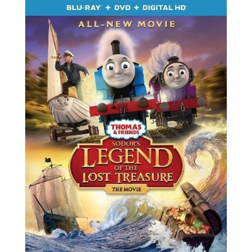 Thomas & Friends - Sodor's Legend of the Lost Treasure Blu-ray