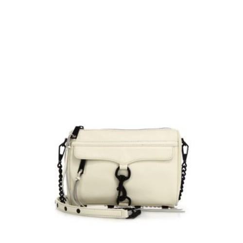 Mini M.A.C Leather Crossbody Bag