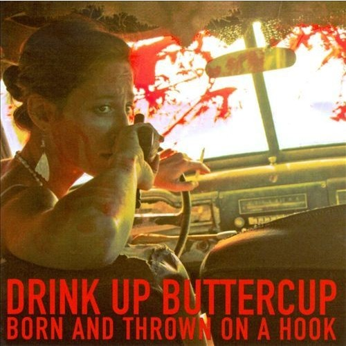 Born and Thrown on a Hook [CD]