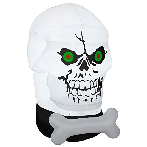 Airblown Inflatables Gotham Skull