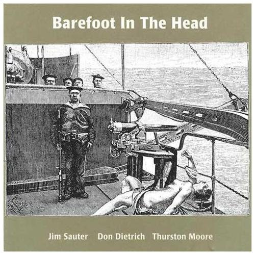 Barefoot In The Head CD (1998)