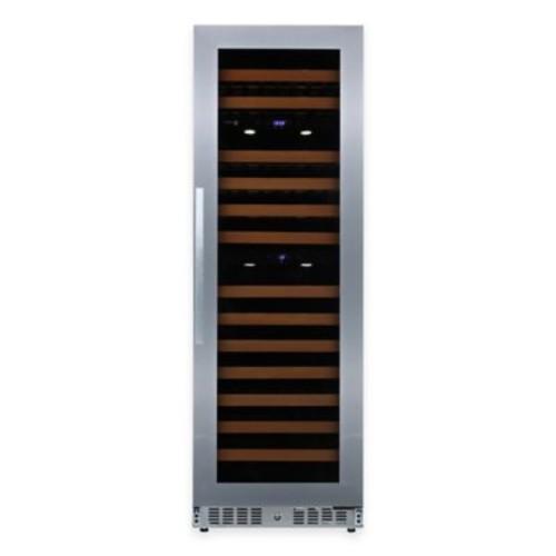 Fagor 118-Bottle Triple-Zone Wine Refrigerator