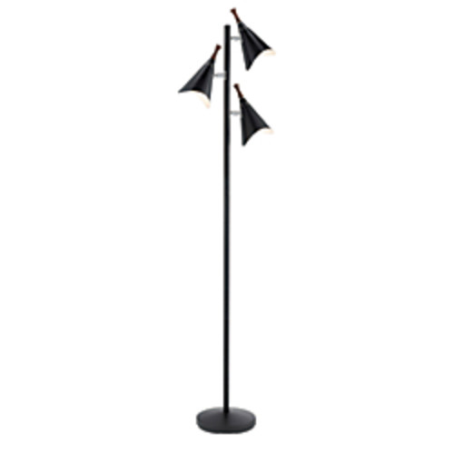 Adesso Draper Tree Floor Lamp, 68