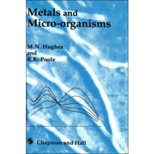 Metals and Microorganisms / Edition 1