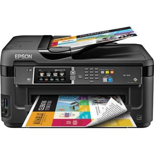 Epson WorkForce WF-7610 All-in-One Inkjet Printer C11CC98201