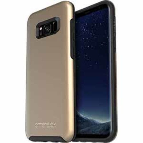 Otterbox Symmetry Series Metallic Case for Samsung Galaxy S8 Plus - Platinum G
