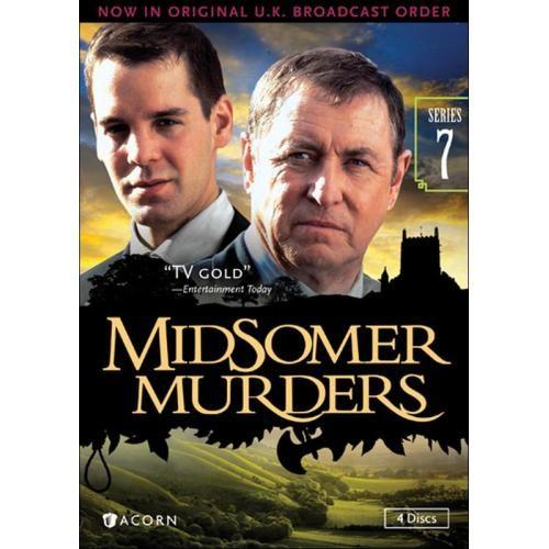 Midsomer Murders: Series 7 [4 Discs] [DVD]