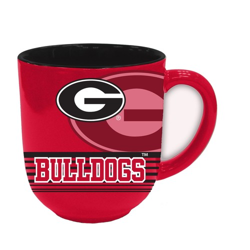 NCAA Reflect Mug - University of Georgia Bulldogs