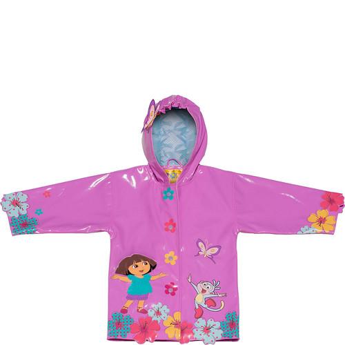 Kidorable Dora All-Weather Raincoat