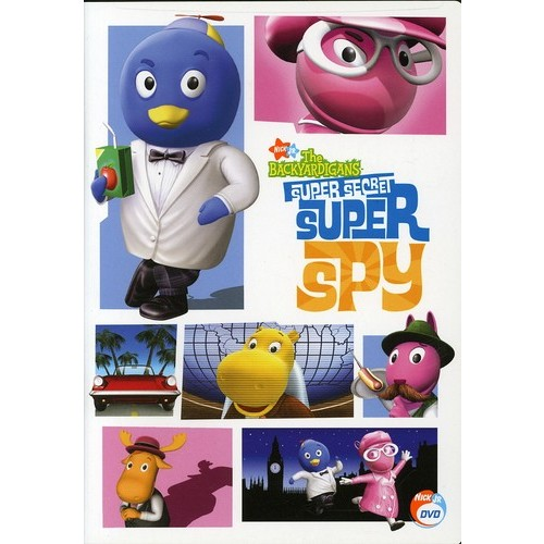 The Backyardigans: Super Secret Super Spy [DVD]