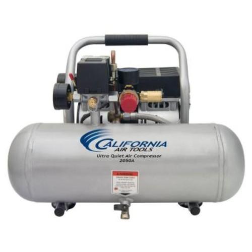 California Air Tools 2.0 Gal. 1/2 HP Ultra Quiet and Oil-Free Aluminum Tank Air Compressor