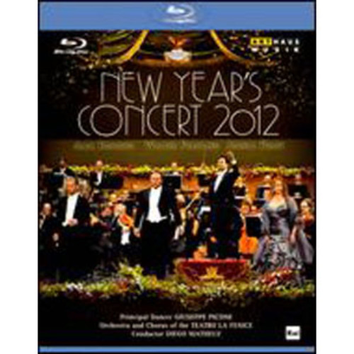 Year's Concert 2012 [Blu-ray] WSE