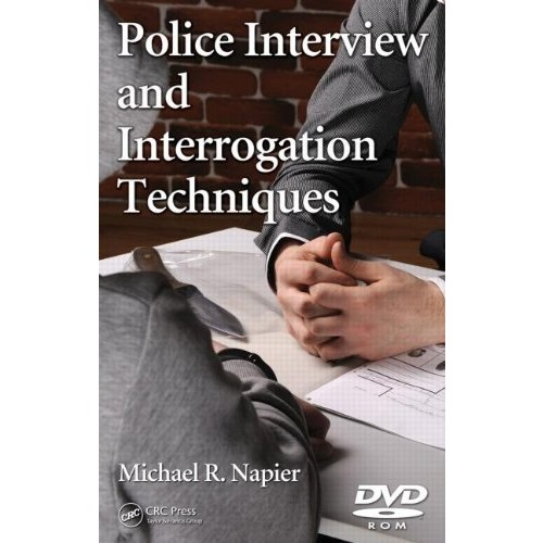 Police Interview and Interrogation Techniques, DVD