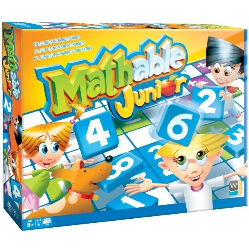 Aquastone Group Mathable Junior Game