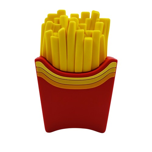 Fries Power Bank & Charger