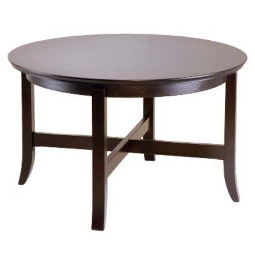 Winsome Toby Coffee Table in Dark Espresso Finish