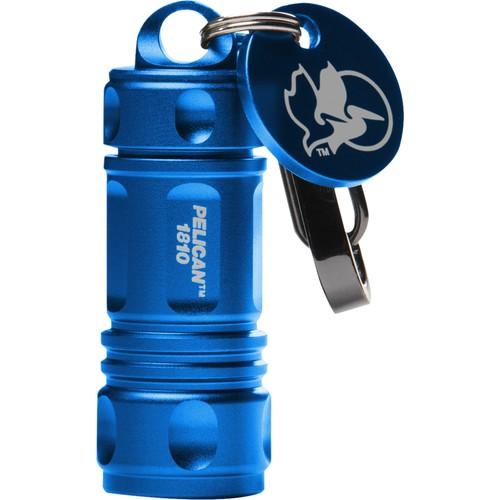 PELICAN - ProGear 16 Lumen LED Keychain Flashlight - Blue
